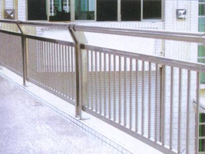 白钢护栏2